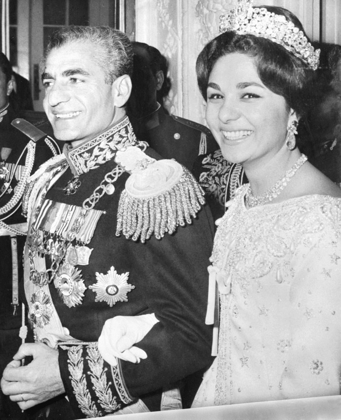 The Last Shah and Empress of Iran