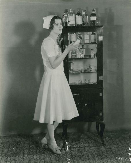 Nurse, circa 1920