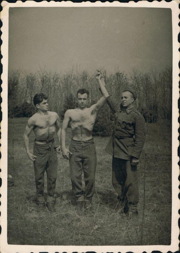 Soviet Wrestlers