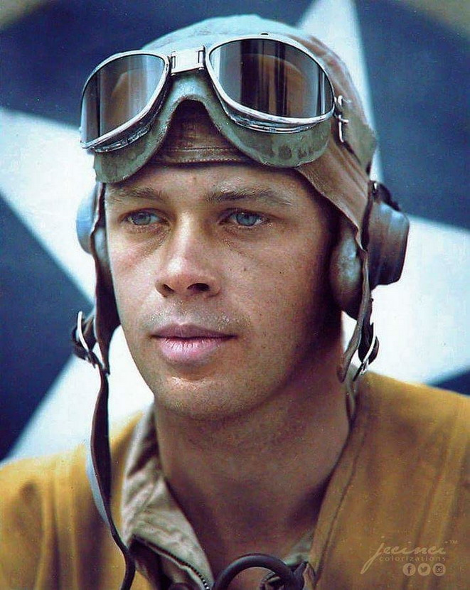 American fly boy (air man), WWII