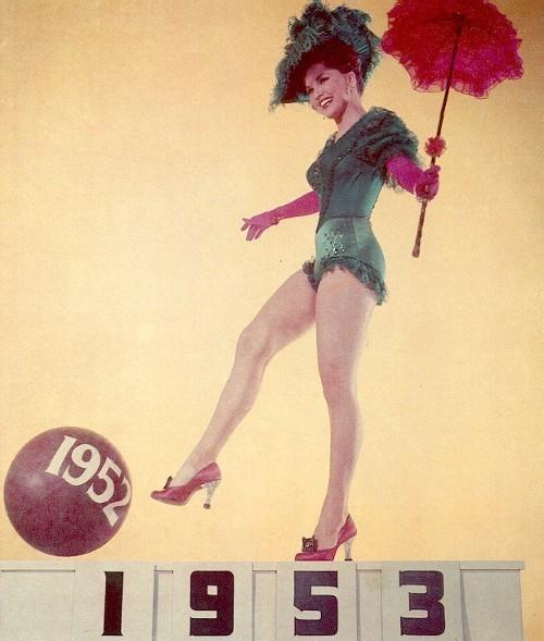 Happy New Year1953