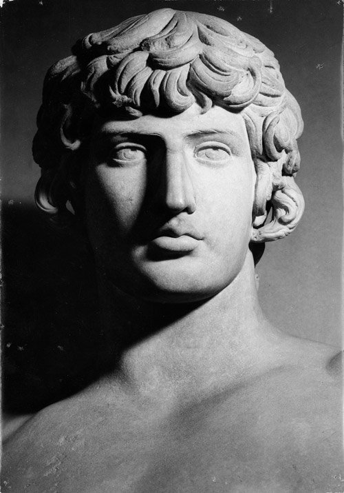 Emperor Hadrian's boy toy, Antinous