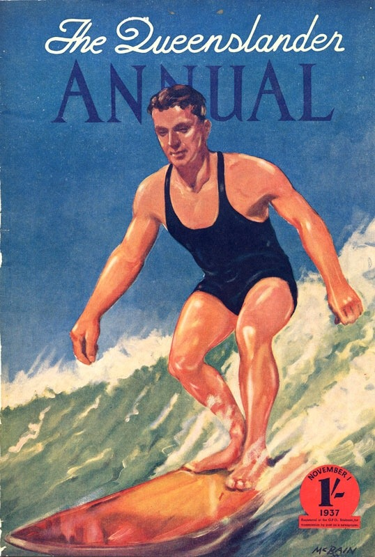 Queensland, Australia, 1937