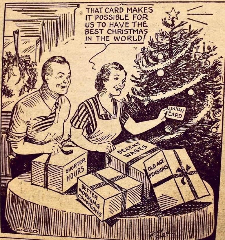 Union Christmas