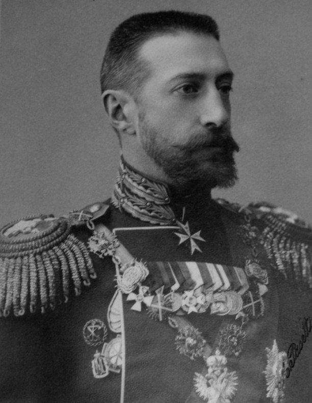 Grand Duke Konstantin Konstantinovich, Russian Empire, late1800s