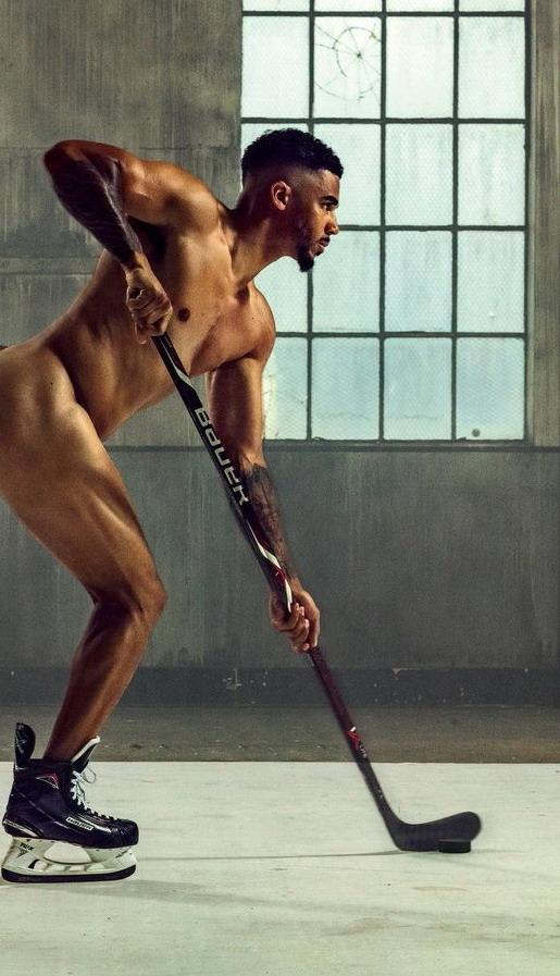 NHL Hockey player Evander Kane,2019