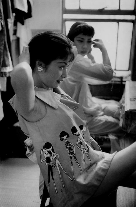 Japanese women, 1950s