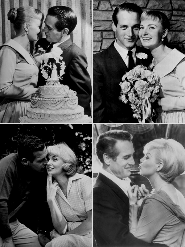 Paul Newman and JoanneWoodward