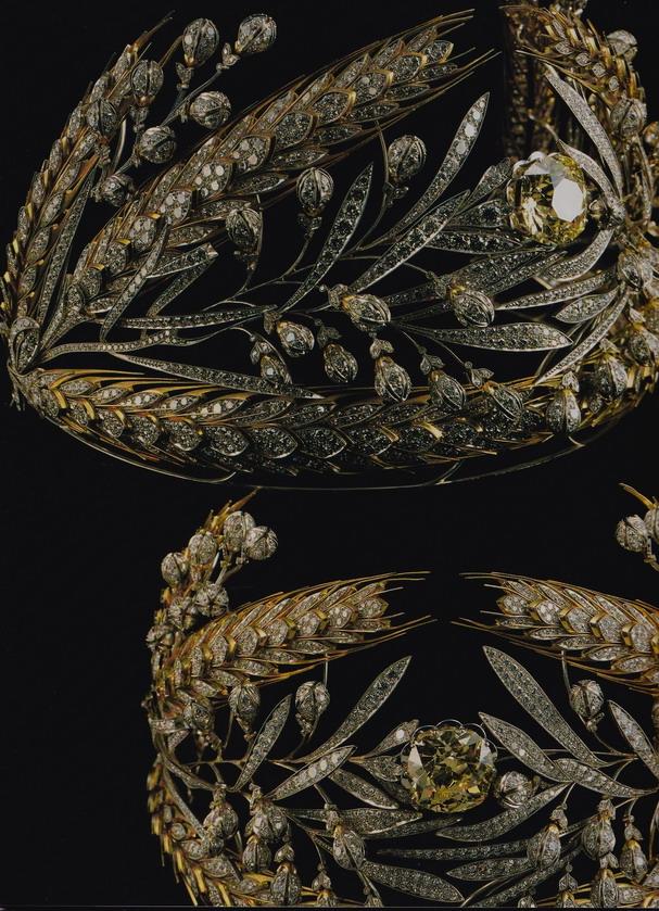 Russian royal jewels