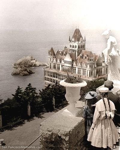 Cliff House, San Francisco, circa1905