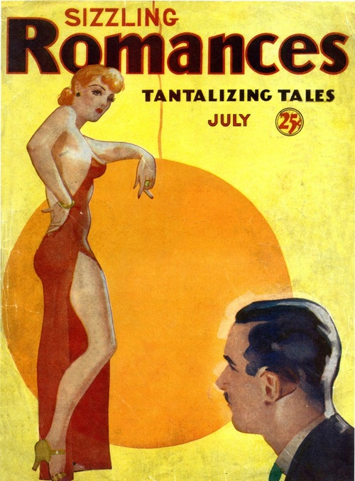 Sizzling Romances, 1930s
