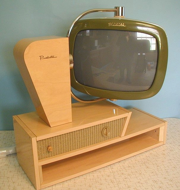 TV, 1950s