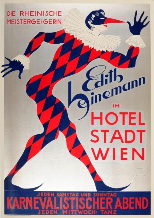 Hotel Stadt, Wien/Vienna