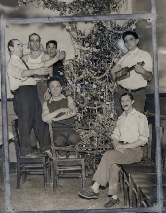 Christmas in prison,NYC