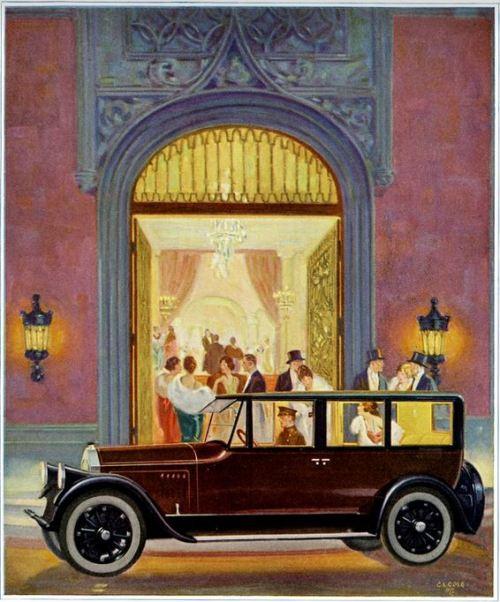 1925 Pierce-Arrow