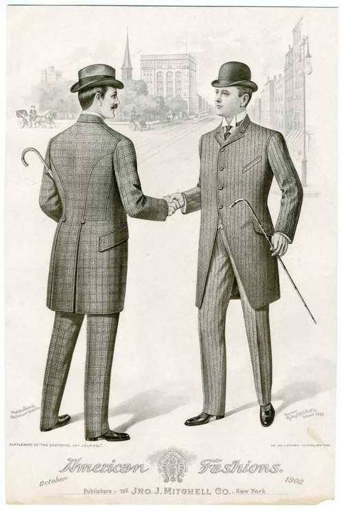 AMERICAN FASHIONS 1902