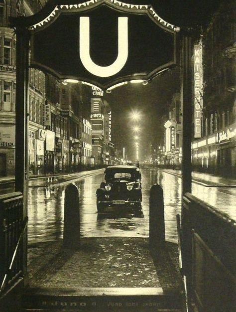 Berlin, early 1930s
