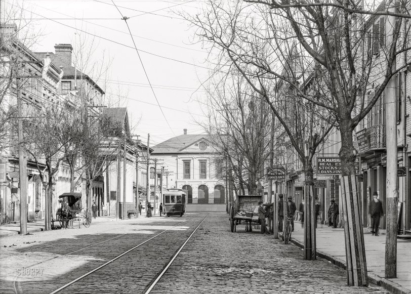 Charleston, South Carolina, 1906
