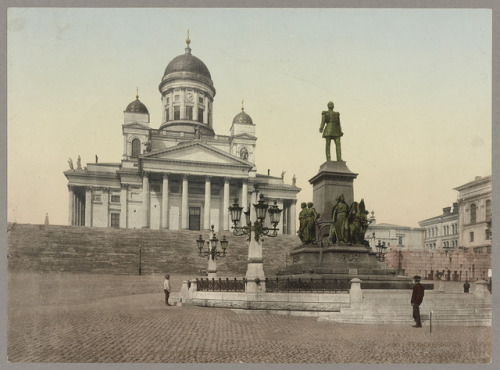 Helsiniki, Finland, 1890
