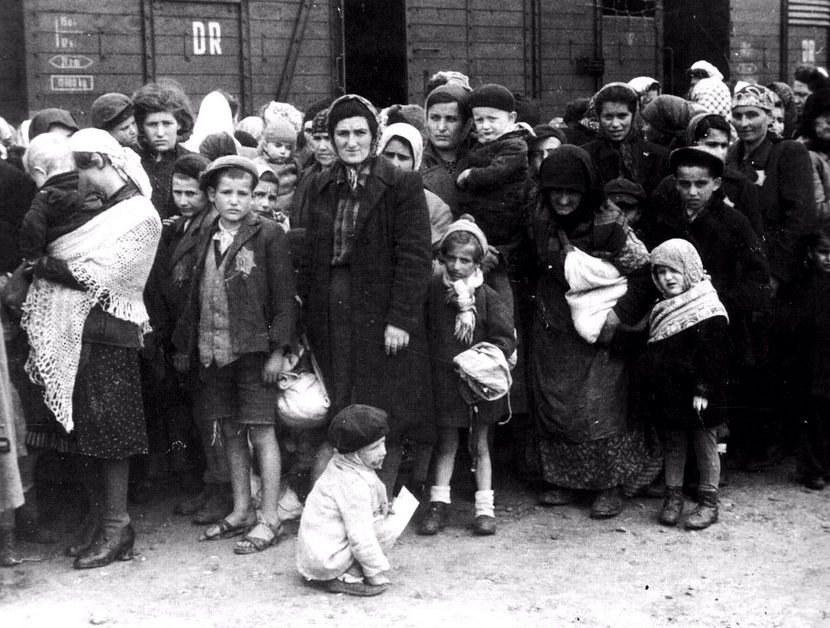 Remembering the millions of people Nazis killed in concentration camps, including 6 million Jews