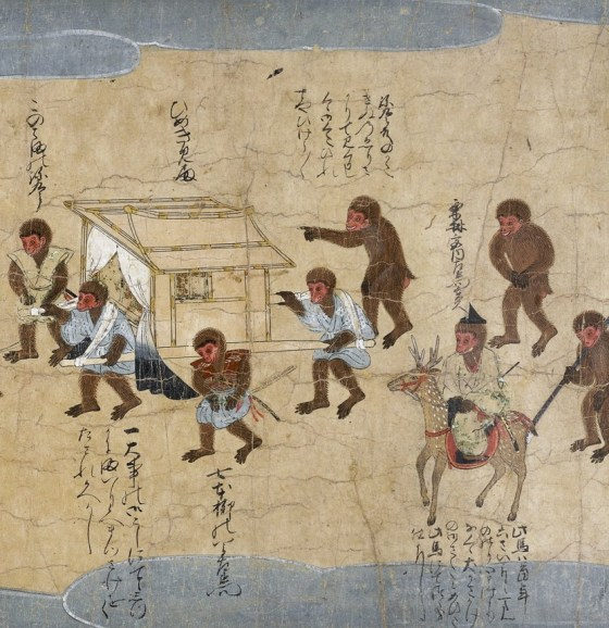JAPANESE MONKIES 1