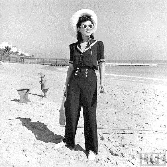 Miami Beach, 1940s