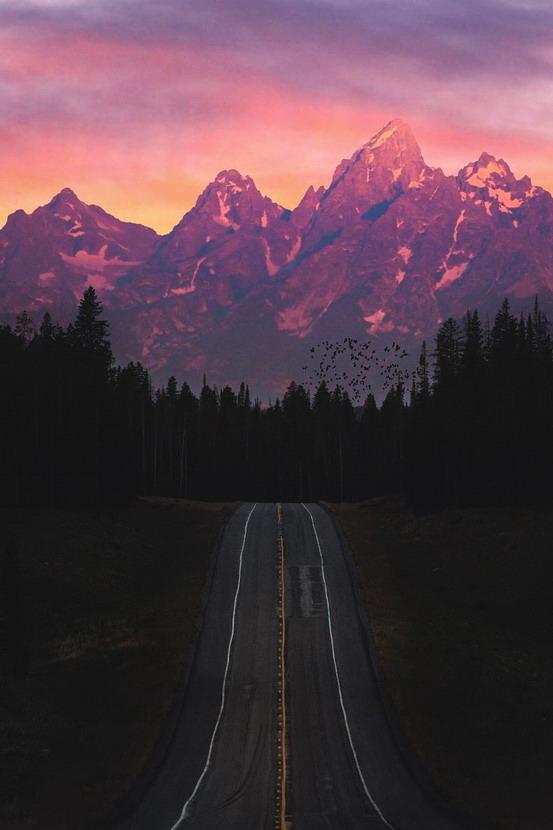 MOUNTAIN ROAD 23