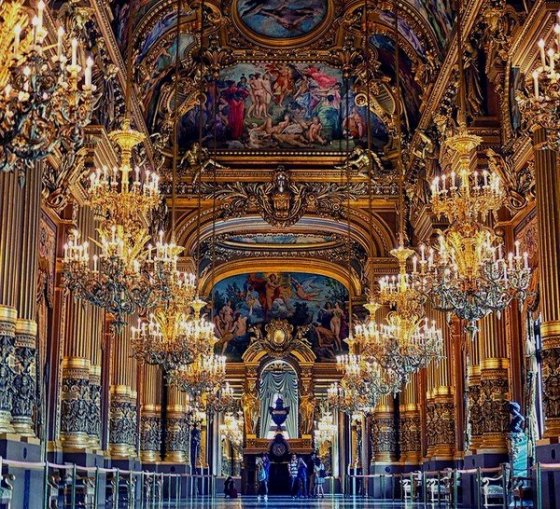 PARIS Opera de Paris Garnier