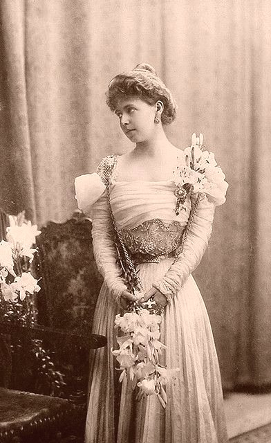 Princess Marie of Edinburgh (Later Queen Marie of Romania)