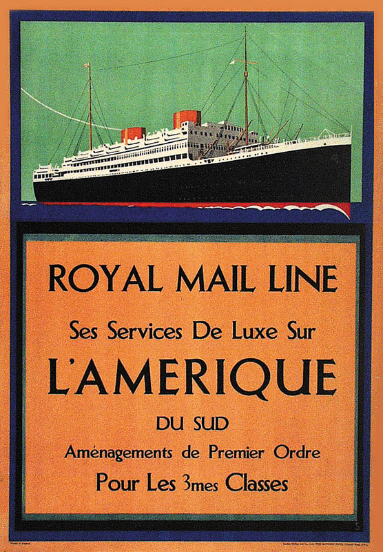 SHIP ROYAL MAIL 4