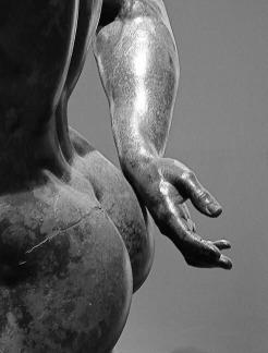 statue butt 24245