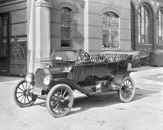 1910 CAR