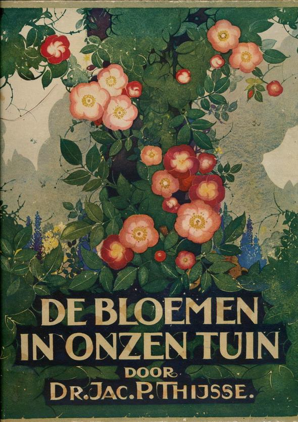 De Bloemen In OnzenTuin