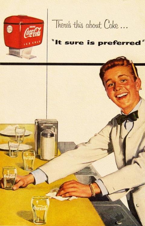 coke 1956