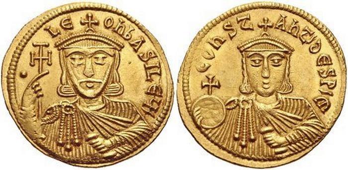 Emperor Leo V