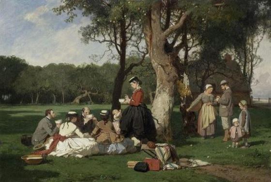 Eugène Modeste Edmond Le Poitevin 1866