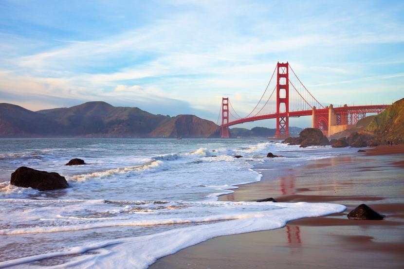 Golden Gate Bridge, SanFrancisco
