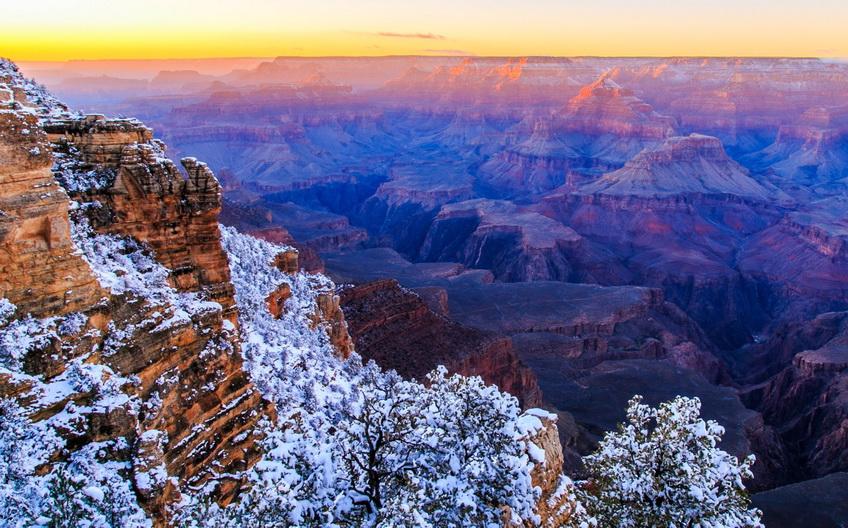 Grand Canyon, Arizona, photo by NinaRitchie