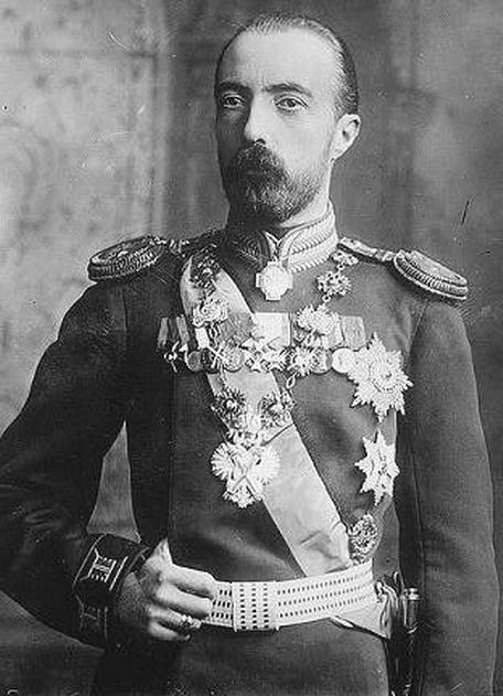 Russian Grand Duke MikhailMikhailovich