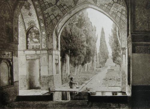 Palace in Iran