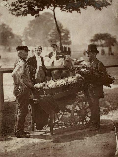 LONDON 1800s 144