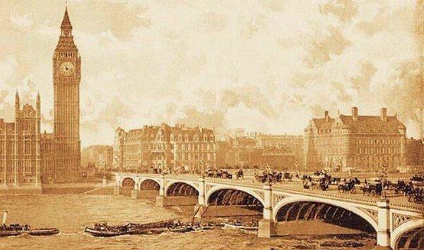 London, 1850s