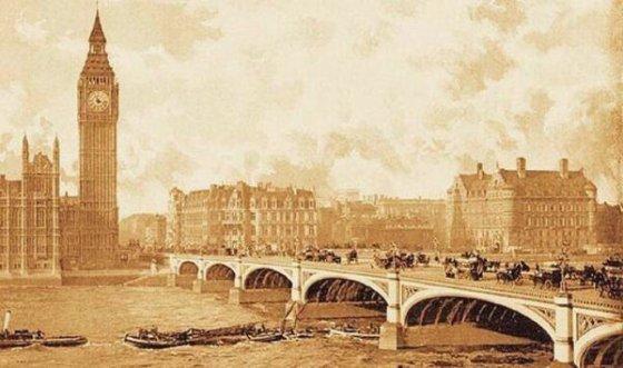 LONDON 1850s