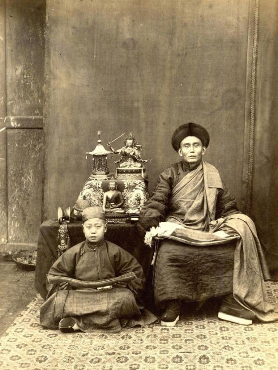 mongolian lama