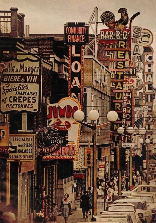 Montréal, 1963