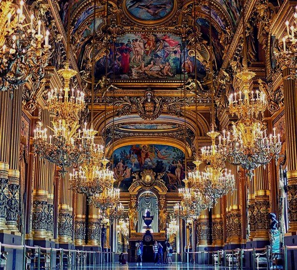 Opera de ParisGarnier