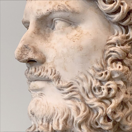 Beards of theancients