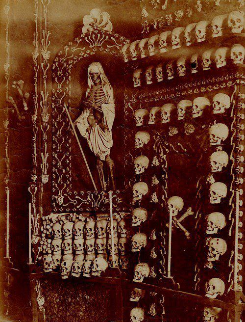 The Capuchin Crypt inRome