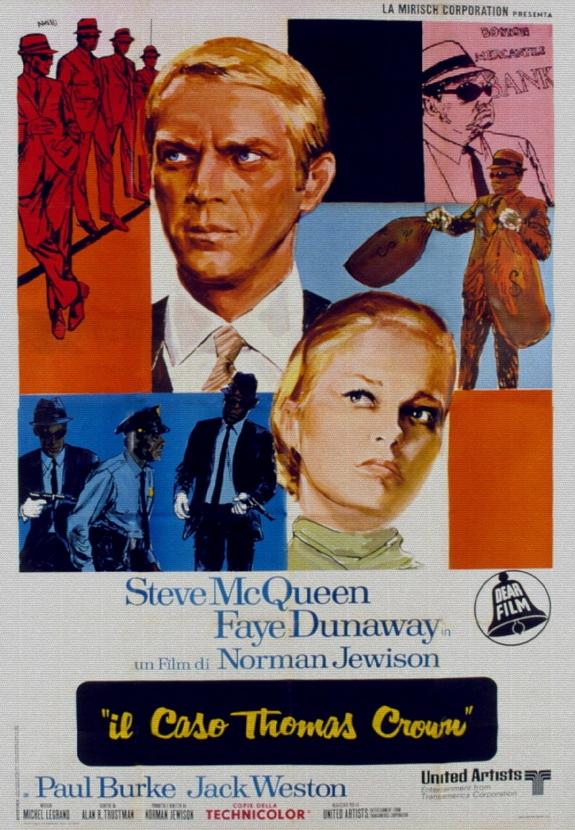 The Thomas Crowne Affair,1968