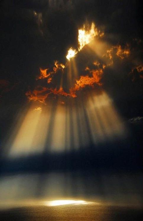 Sun/Clouds/Ocean